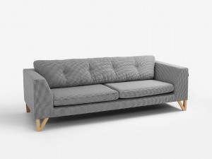 Sofa 3 os. WILLY (różne kolory) CustomForm